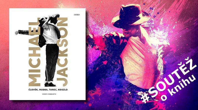SOUTĚŽ o knihu Michael Jackson