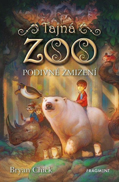 Soutěž o knihu Tajná zoo – Podivné zmizení