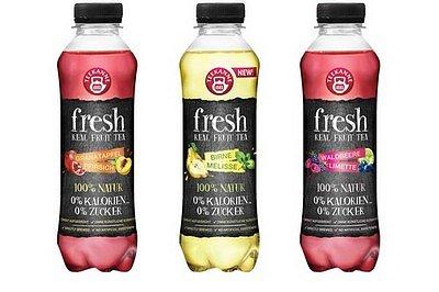 SOUTĚŽ: Zdravé letní osvěžení TEEKANNE Fresh, bez cukru!