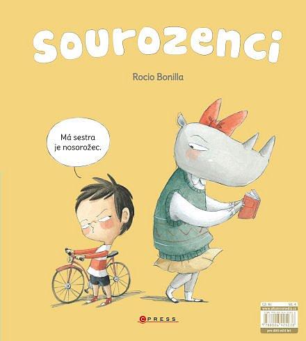 Soutěž o dětskou knížku Sourozenci