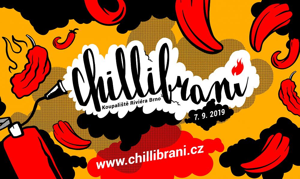 Soutěžíme o volné vstupenky na Chillibraní