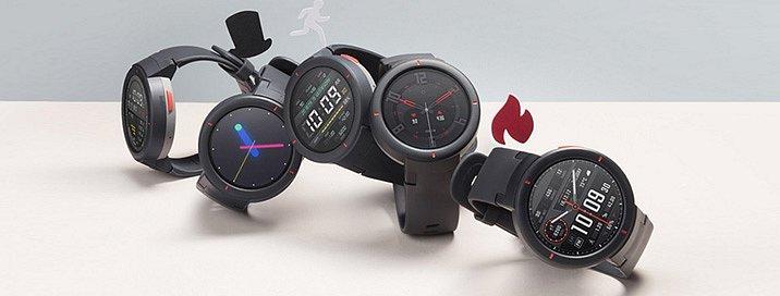 Soutěž o chytré hodinky Xiaomi