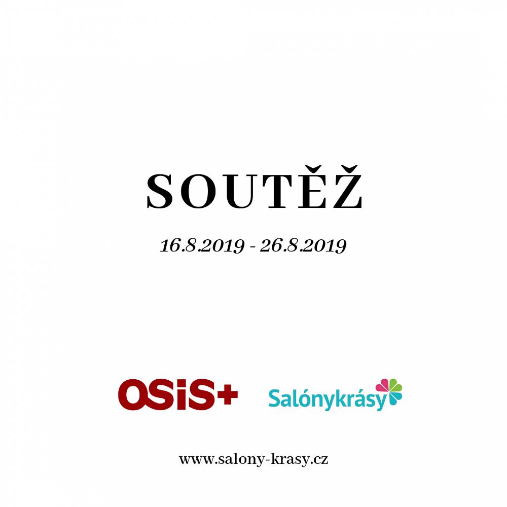 Vyhrajte se Salony-krasy.cz balíček produktů Osis+!
