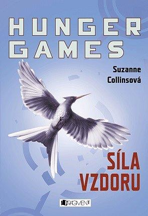Soutěž o knihu Hunger Games - Síla vzdoru