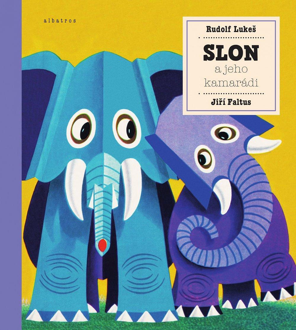 Soutěž o leporelo Slon a jeho kamarádi
