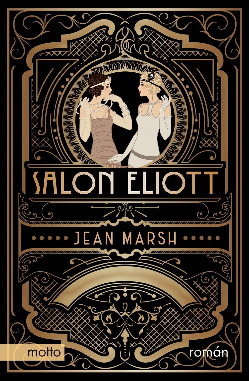 Soutěž o román Salon Eliott