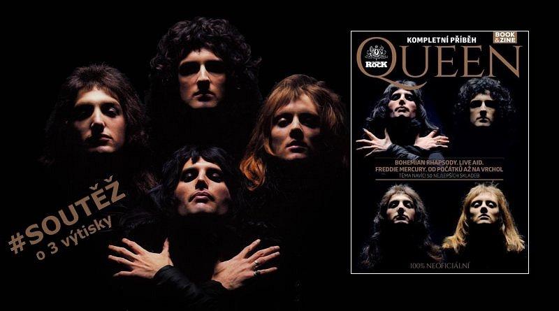 SOUTĚŽ o tři časopisy Queen – Kompletní příběh