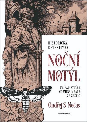 Soutěž o historickou detektivku Noční motýl