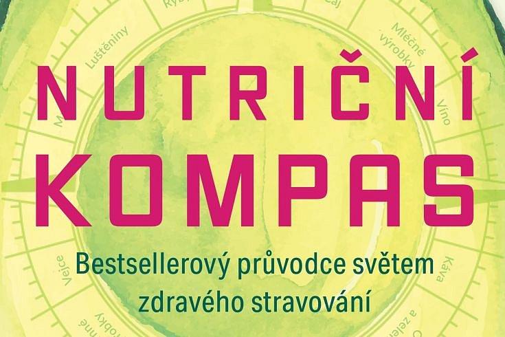 Vyhrajte tři knihy Nutriční kompas