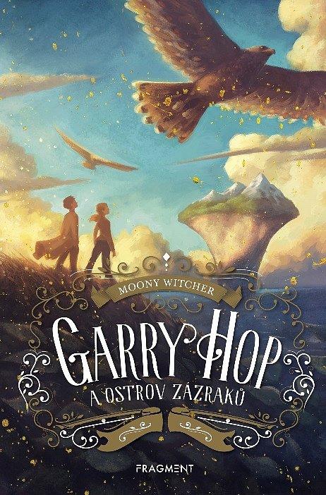 Soutěž o knihu Garry Hop a ostrov zázraků