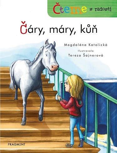 Soutěž o knížku Čáry, máry, kůň