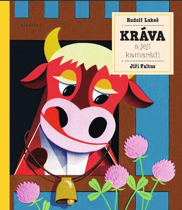 Soutěž o leporelo Kráva a její kamarádi