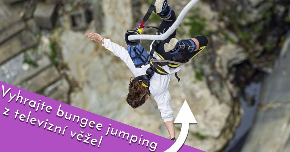 Soutěž o Bungee Jumping