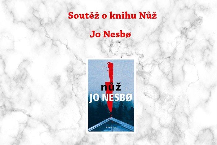 Soutěž o knihu Jo Nesba