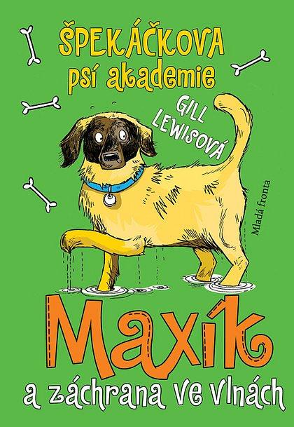 Soutěž o knihu Špekáčkova psí akademie