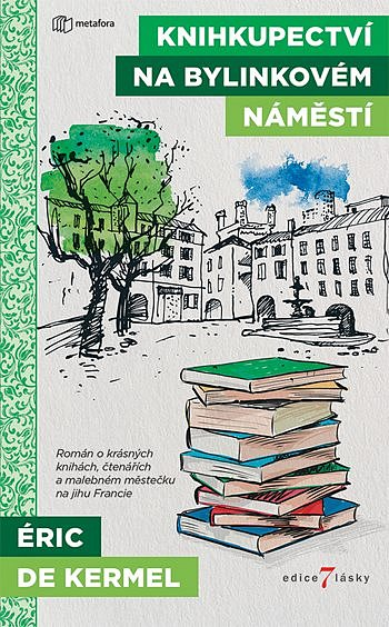 Soutěž o 3 knihy Knihkupectví na Bylinkovém náměstí