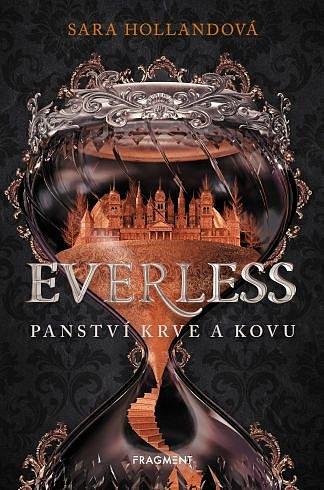 Soutěž o román Everless - Panství krve a kovu