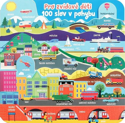 Soutěž o leporelo Pro zvídavé děti: 100 slov v pohybu