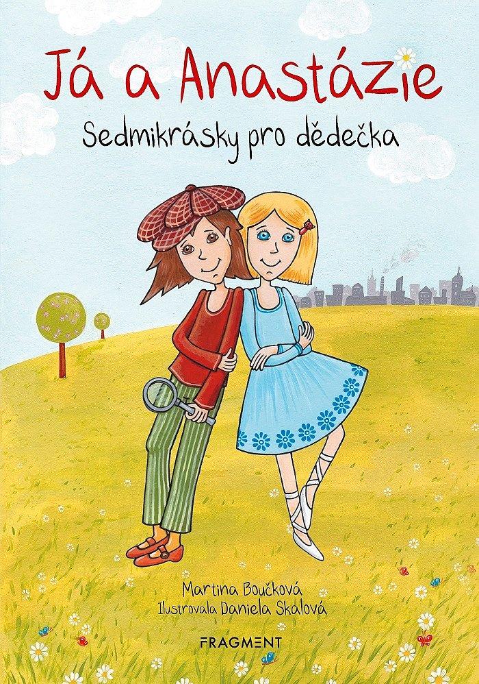 Soutěž o knížky Já a Anastázie, Sedmikrásky pro dědečka