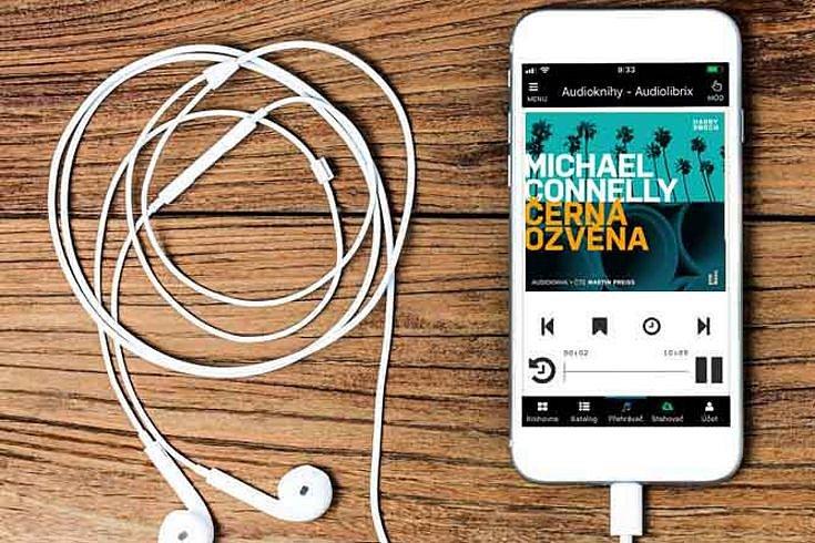 Vyhrajte tři audioknihy Černá ozvěna