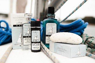 SOUTĚŽ o pánskou kosmetiku Manufaktura nejen pro kapitány