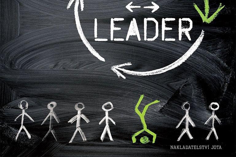Soutěž o 3 knihy Rodič - leader