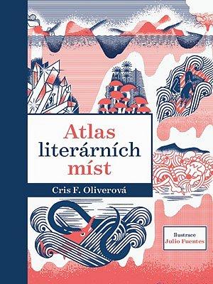 Soutěž o knihu Atlas literárních míst
