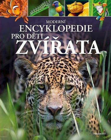 Soutěž o Moderní encyklopedii pro děti - Zvířata