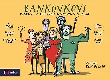 Soutěž o knihu Bankovkovi