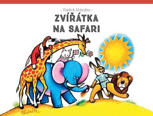Soutěž o prostorové leporelo Zvířátka na safari
