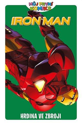 Soutěž o pět komiksů Iron Man - Hrdina ve zbroji