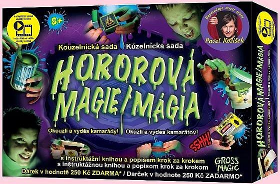 Soutěž o Kouzelnické sady Hororová magie od Pavla Kožíška