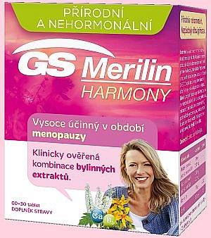 Soutěž o vysoce účinný přírodní a nehormonální přípravek GS Merilin Harmony