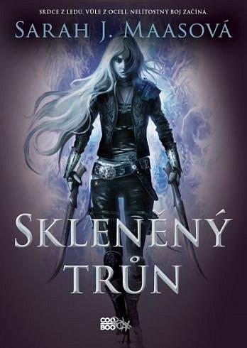 Soutěž o fantasy román Skleněný trůn