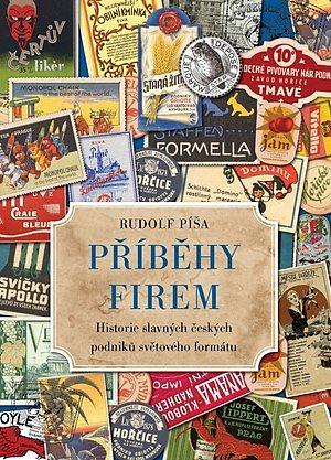 Soutěž o knihu Příběhy firem