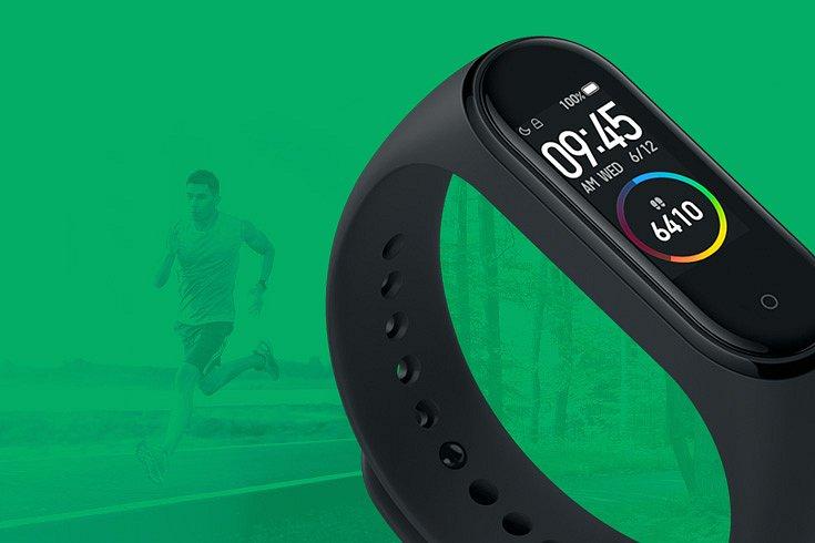 Soutěž o 3 fitness náramky Xiaomi Mi Band 4
