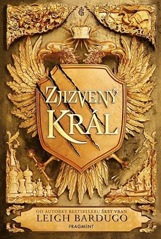 Soutěž o fantasy román Zjizvený král
