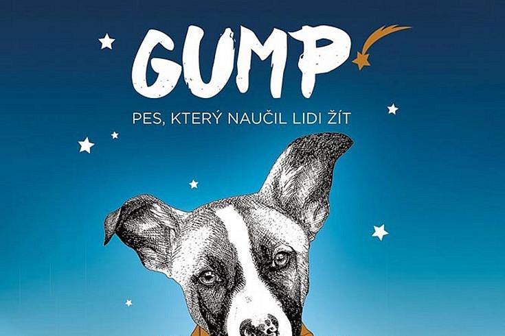 Vyhrajte dvě knihy Gump: Pes, který naučil lidi žít