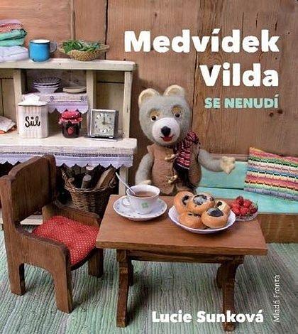 Soutěž o knížku Medvídek Vilda se nenudí