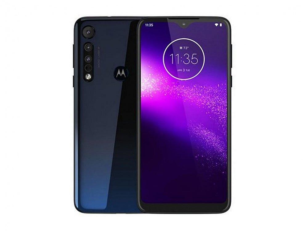 Soutěž o chytrý telefon Motorola One Macro