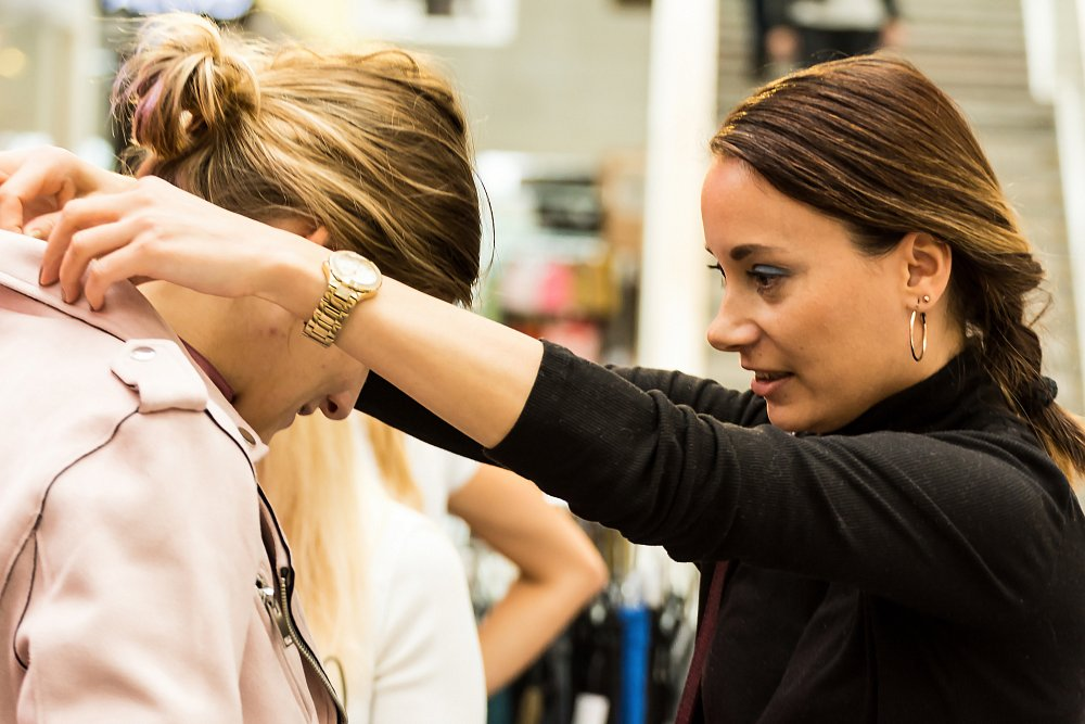 Soutěž o proměnu od stylistky