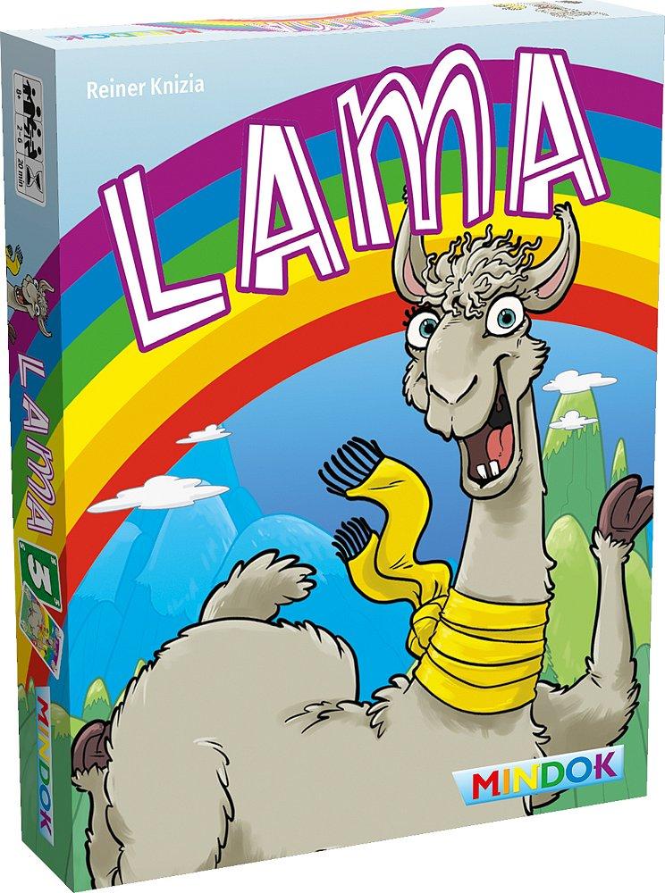 Soutěž o hru LAMA