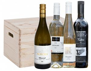 Soutěž o Vánoční výběr vín Mistra Vinaře