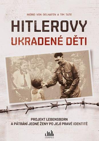 Soutěž o tři knihy Hitlerovy ukradené děti