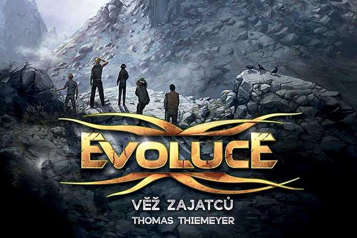 Vyhrajte tři audioknihy Evoluce – Věž zajatců