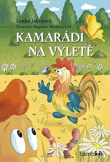 Soutěž o knihu Kamarádi na výletě