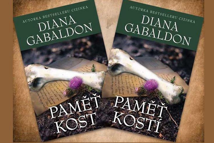 Vyhrajte dvě knihy Paměť kostí