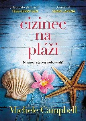 Soutěž o knihu Cizinec na pláži