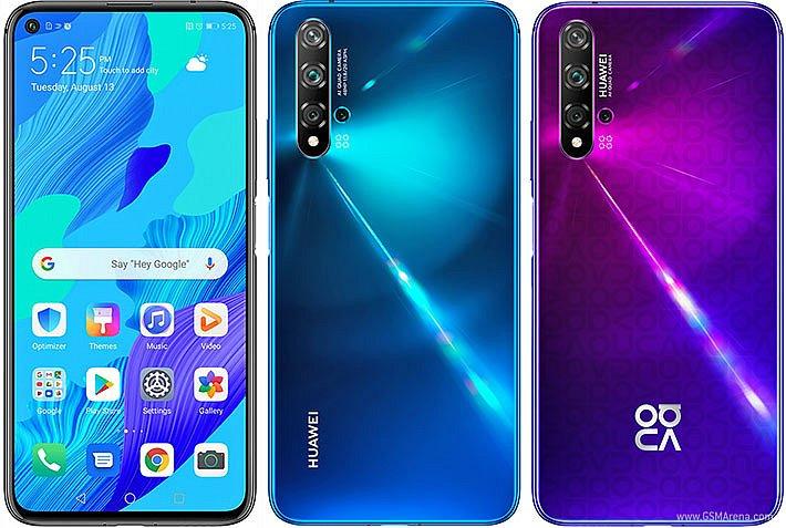 Soutěž o výkonný smartphone s 5 fotoaparáty: Vyhrajte Huawei Nova 5T