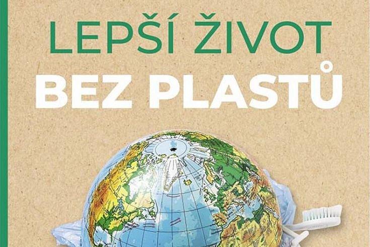Vyhrajte tři knihy Lepší život bez plastů